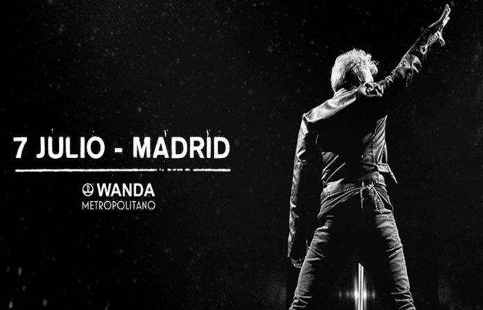 Bon Jovi actuará en España el 7 de julio