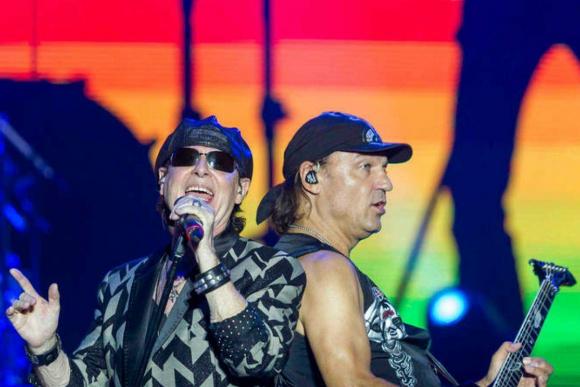 Scorpions actuará en el festival Downolad de Madrid